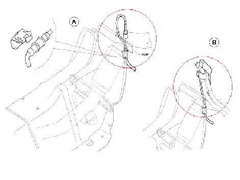 В блоке управления двигателя находятся различные ошибки, относящиеся