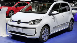 Volkswagen e-Up 2017