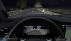 Volkswagen Night Vision